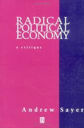 Radical Political Economy