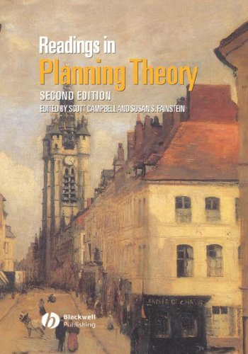 Readings in Planning Theory 9780631223467