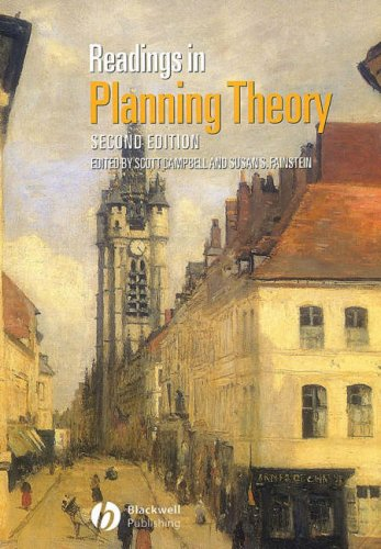 Readings in Planning Theory 2e 9780631223474