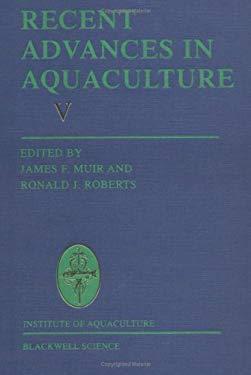 Recent Advances in Aquaculture V 9780632035984