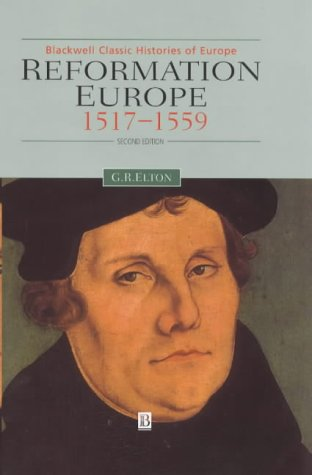 Reformation Europe Reformation Europe: 1517-1559 1517-1559 9780631215080
