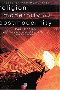 Religion, Modernity and Postmodernity 9780631198475