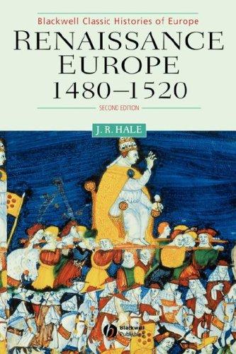 Renaissance Europe 1480 - 1520 9780631216254