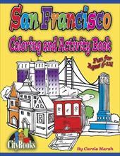 San Francisco Coloring & Activity Book 2374493