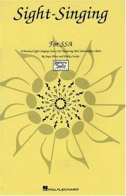 Sight-Singing for Ssa (Resource) 9780634008788
