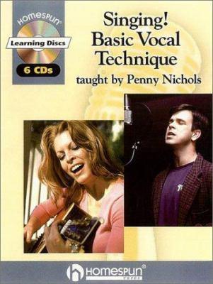 Singing! Basic Vocal Technique 9780634017025