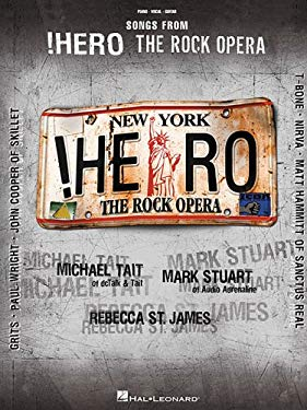 Songs from !Hero - The Rock Opera 9780634082771