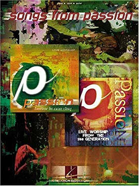 Songs from Passion 9780634015373