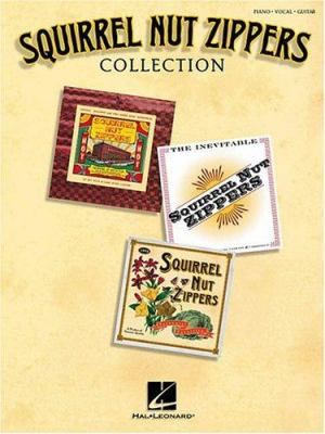 Squirrel Nut Zippers Collection 9780634017834