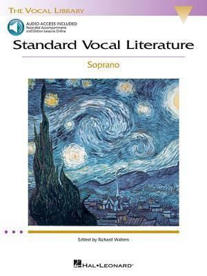 Standard Vocal Literature: Soprano [With 2 CDs] 9780634078736