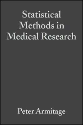 Statistical Methods in Medical Research 9780632052578