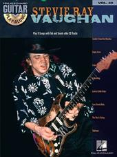 Stevie Ray Vaughan [With CD (Audio)] 2372196