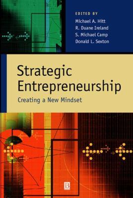 Strategic Entrepreneurship 9780631234104