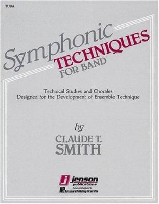 Symphonic Techniques - Tuba 9780634008412