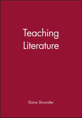 Teaching Literature 9780631226246