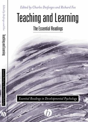 Teaching and Learning 9780631217480