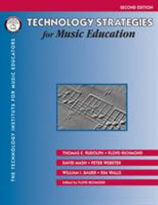 Technology Strategies for Music Education 9780634090608