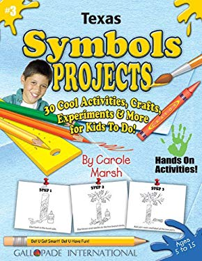 Texas Symbols Projects - 30 Cool Activities, Crafts, Experiments & More for Kids