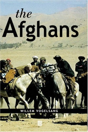 The Afghans 9780631198413