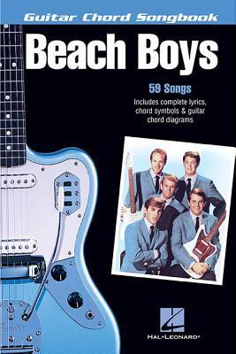 The Beach Boys: Guitar Chord Songbook (6 Inch. X 9 Inch.) 9780634056178