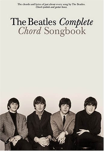 The Beatles Complete Chord Songbook 9780634022296