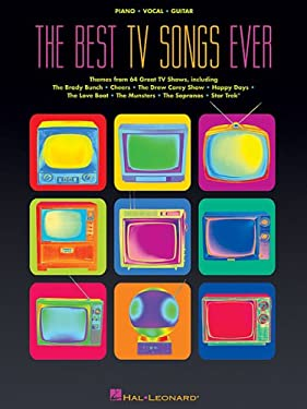 The Best TV Songs Ever 9780634066979
