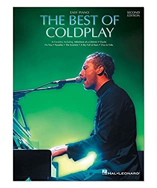 The Best of Coldplay for Easy Piano: Updated Edition 9780634068225
