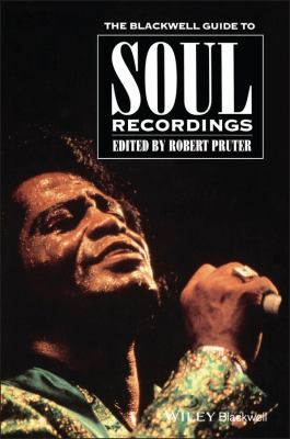 The Blackwell Guide to Soul Recordings 9780631185956