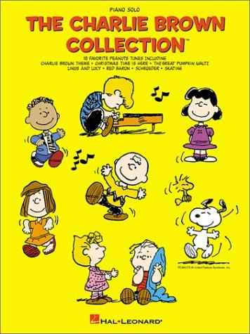 The Charlie Brown Collection 9780634030840