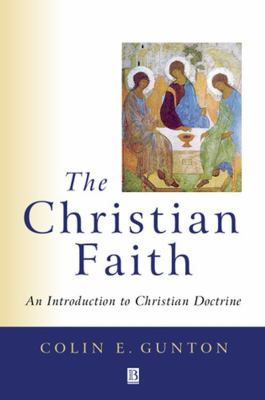 Christian Faith 9780631211822