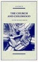 The Church and Childhood 9780631195870
