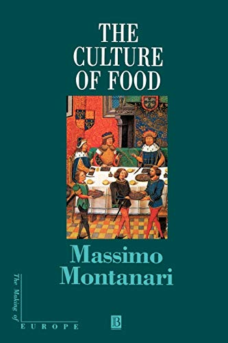 The Culture of Food 9780631202837