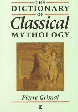 The Dictionary of Classical Mythology 9780631201021