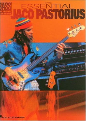 The Essential Jaco Pastorius 9780634017674