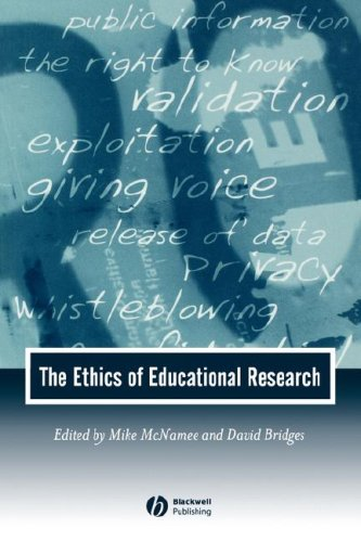 The Ethics of Educational Research 9780631231677