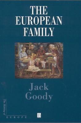 The European Family 9780631201564