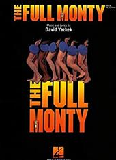 The Full Monty: Vocal Selections 2368797