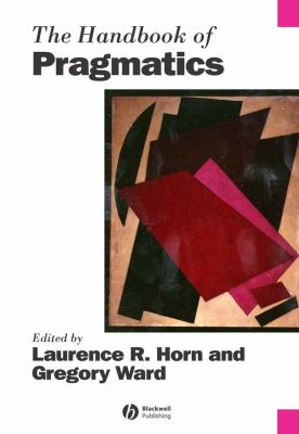 The Handbook of Pragmatics 9780631225485