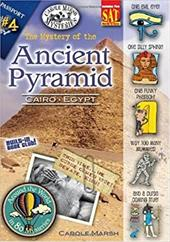 The Mystery of the Ancient Pyramid: Cairo, Egypt 2375387