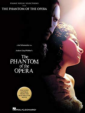 The Phantom of the Opera - Movie Selections 9780634099090