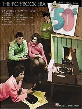 The Pop/Rock Era: The '50s 9780634035722