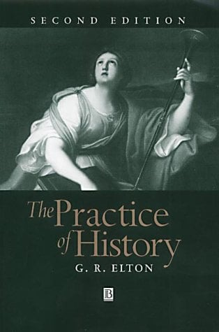 The Practice of History 9780631229797