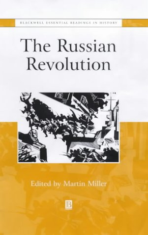 Russian Revolution Readings 9780631216384