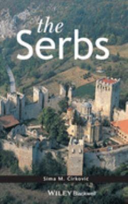 The Serbs 9780631204718