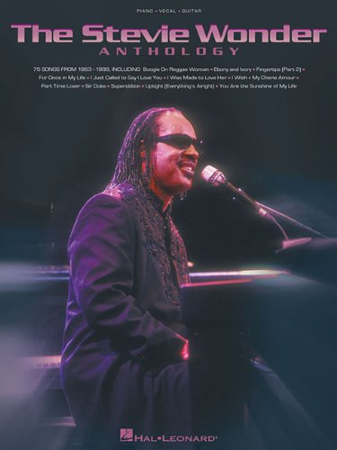 The Stevie Wonder Anthology 9780634036613