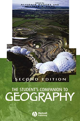 The Student's Companion to Geography 9780631221333