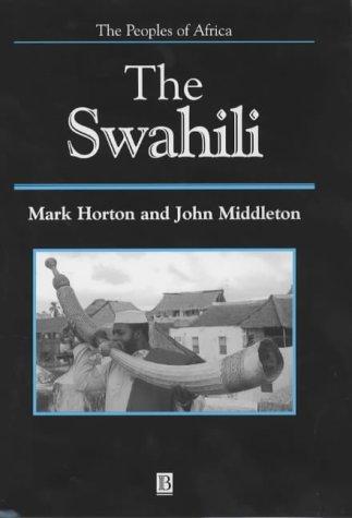 The Swahili Paf 9780631189190