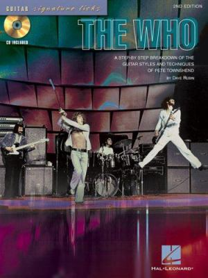 The Who 9780634019906