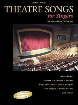Theatre Songs for Singers 9780634022388
