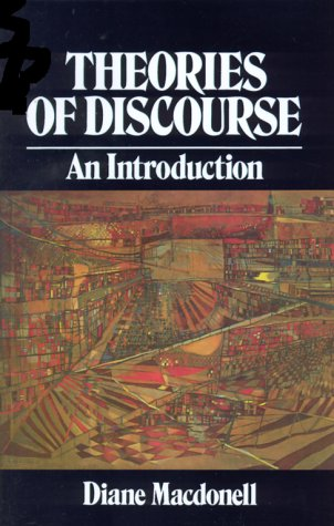 Theories of Discourse: An Introduction 9780631148395